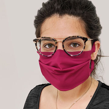 Masque grand public de catégorie 2 : ultra léger et lavable